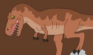 Lbt carcharodontosaurus by dinosaur dragon fan-dc10e2a