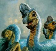 Oviraptors