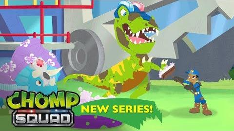 'Suds and Scales' 🛁 Episode 13 Chomp Squad A NEW Series!