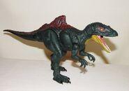 Concavenator Jurassic World Dino Rivals, Dual Attack by Mattel
