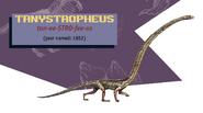 Jurassic Park Jurassic World Guide Tanystropheus