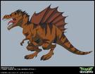 Spinosaurus (TMNT 2003 TV series)