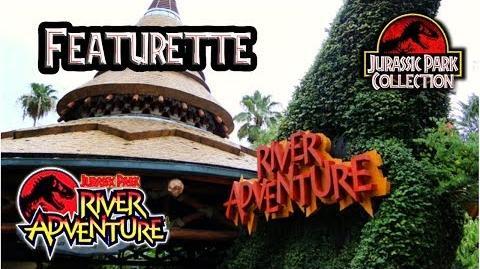 Jurassic Park The Ride Featurette