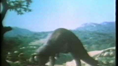 Wah Chang's Dinosaurs - The Terrible Lizards (UNCUT)