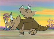 There's No Such Thing as a Sea Serpent triceratops