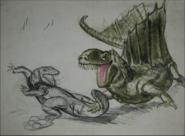 Dimetro-vs-thecodont-sketch