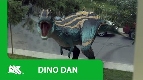 Dino Dan Albertosaurus Promo