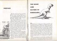 RARE Vintage 1957 World Dinosaurs Smithsonian Book Paleontology Natural History 3