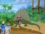 Tame Dimetrodon