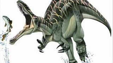 Tribute to Suchomimus