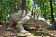 Dinosaur Land VA Polacanthus