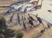 JP Lambeosaurus