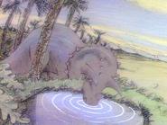 Reptar 2010 Triceratops
