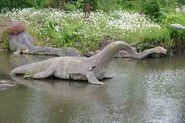 Crytsal Palace Plesiosaurus