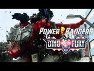 Power Rangers Dino Fury Official Trailer - Dino Fury - Power Rangers Official