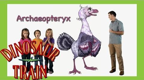 Archaeopteryx - Dinosaur Train - The Jim Henson Company