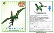Dinosaur train pteranodon card revised by vespisaurus-db764pr