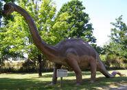 Dinoland brachiosaurus