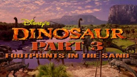 (PS1) Disney's Dinosaur - Part 3 - Footprints in the Sand