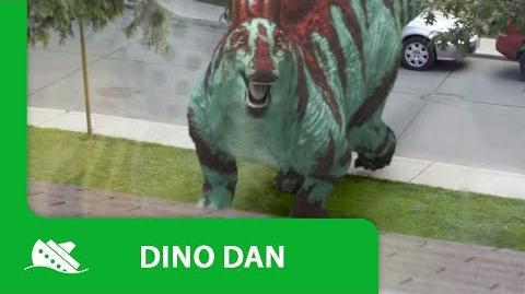 Dino Dan Amargasaurus Promo