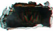 Life size Indominus Rex Breakout 3D poster