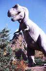 Tyrannosaurus Prehistoric Park Calgary Zoo Oct 1987