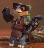 Ray-gon the Scelidosaurus