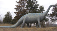 Dworld Brontosaurus