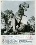 Jonas Studios 1964 World's Fair Tyrannosaurus