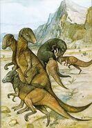 Pachycephalosaurus A natural history of Dinosaurs