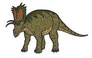 Pentaceratops BCS 500