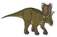 Pentaceratops sternbergii 0482