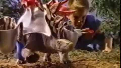 1988 Dino-Riders Walking Stegosaurus Toy Commercial by Tyco.
