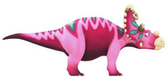 DT Kosmoceratops