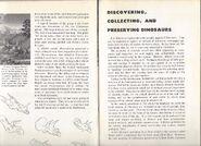 RARE Vintage 1957 World Dinosaurs Smithsonian Book Paleontology Natural History 10
