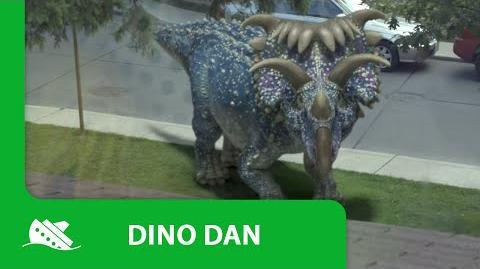 Dino Dan Kosmoceratops
