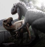 I. Rex vs T. Rex