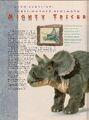 JP magazine Triceratops 1