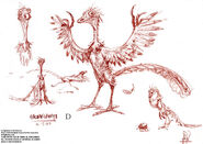 Archaeopteryx+D