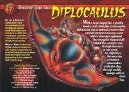 Diplocaulus front