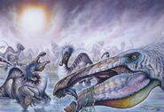 Deinocheirus mirificus by paleopastori-d89fw12