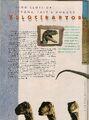 JP magazine Velociraptor 1