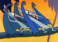 There's No Such Thing as a Sea Serpent pteranodon