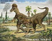 Corythosaurus PW