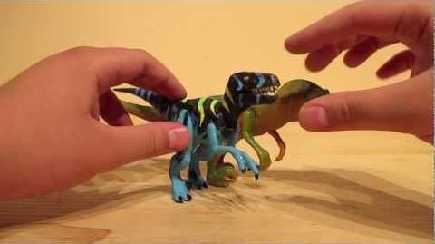 10.Deinonychus Definitely Dinosaurs