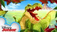 Gigantosaurus Gigantosaurus Know Your Dino Disney Junior