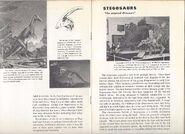 RARE Vintage 1957 World Dinosaurs Smithsonian Book Paleontology Natural History 8