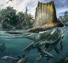 350px-Spinosaurus-restoration-990x912