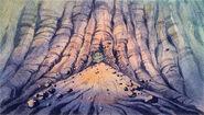 The Land Before Time Color Keys Sullivan Bluth Amblin, 1988 2