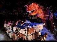 Dinosaur Ride